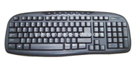 Multimedia Keyboard, Hot Sale in Europe