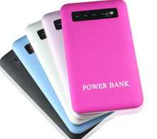 Slim Mobile Phone Power Bank